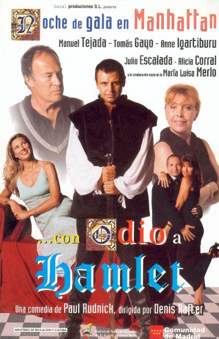 Odio a Hamlet